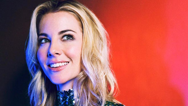 Soprano Morgan James, along with conductor Teddy Abrams, will be bringing their Bernstein show, The Best of Bernstein's Broadway, to Wharton Center's Cobb Great Hall on Saturday, Feb. 16.
