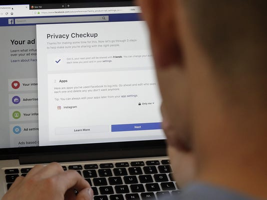 Facebook Privacy Scandal Privacy Settings