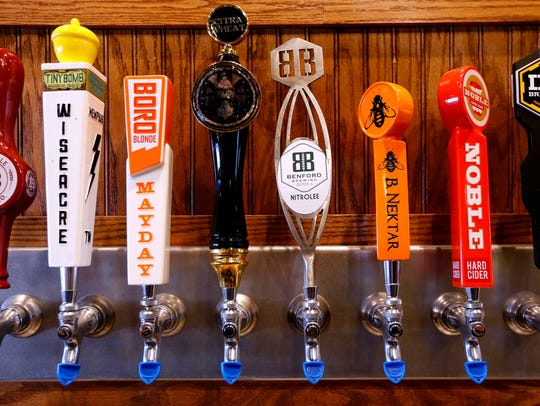 The Casual Pint a new beer bar, in Smyrna has a variety