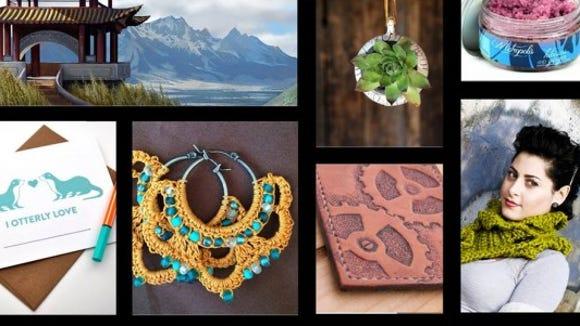 Crafts sales