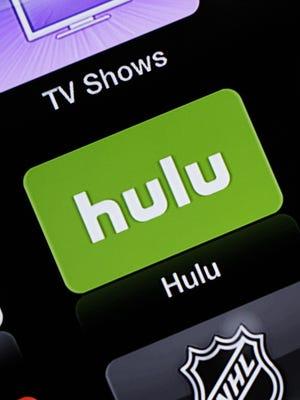 Hulu app.