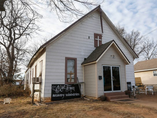 MidTown Recovery Ministries has been given the former