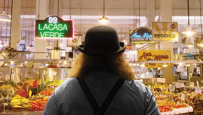 """Food writer Jonathan Gold is the subject of the documentary """"City of Gold."""""""