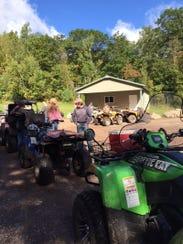 The Harrison Hills ATV Club has 136 family memberships