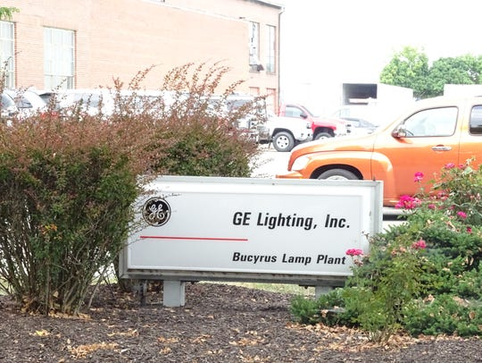 GE's Bucyrus Lamp Plant confirmed Friday that it will
