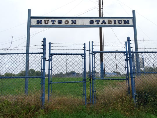 After being abandoned for three years, the old Hutson