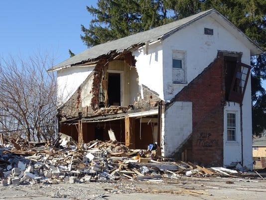 2- Demolition