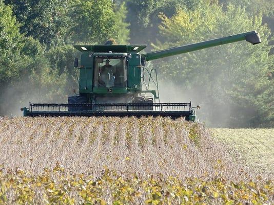 1- Harvest