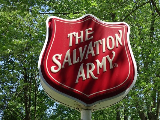1- Salvation Army