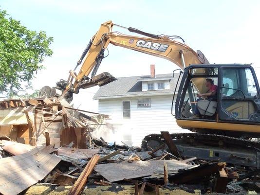 1- Demolition