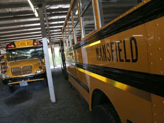 Area school districts are facing a widespread shortage of bus drivers.