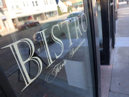 Bistro 217 has taken over the space of the Big Plate