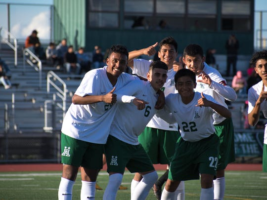 The 2018 Alisal Trojans made history in winning the city's first CIF NorCal championship in boys' soccer.