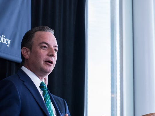 Reince Priebus, former chief of staff to president