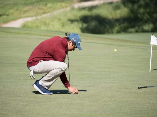 Palma senior Joey Burlison is one of four kids in the Burlison family to play competitive golf. His sister Sydney (Stanford) and brothers Jay (Rice) and Jack (Amherst) all played collegiate golf.
