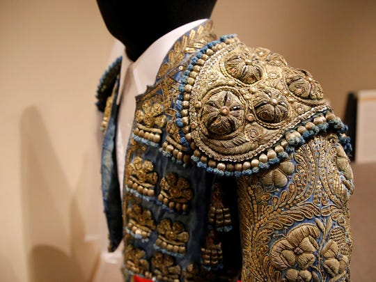 "Elaborate costumes are just one aspect of the ""Flamenco:"