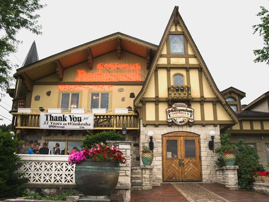 The Gasthaus Restaurant closed its doors for good after