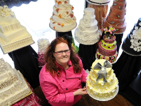 Tamara Mugerauer has grown her business, Tamara's the Cake Guru, from a wedding cake specialty into a retail bakery with locations in Oshkosh and Appleton.