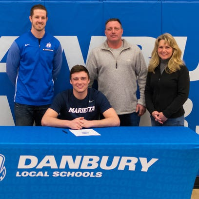 Danbury's Tibbels ready to do what's asked at Marietta
