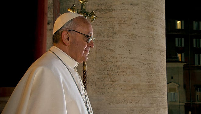 """""""Pope Francis: A Man of His Word"""" is a documentary about the pontiff."""