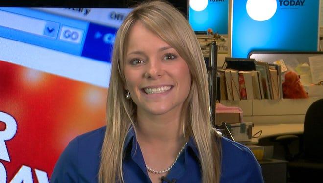 USA TODAY reporter Natalie DiBlasio