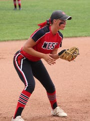 Lakota West third baseman Alyssa Triner begins her