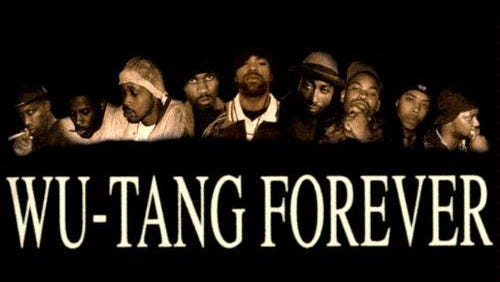 """Cover art for the Wu-Tang Clan album """"Wu-Tang Forever"""""""