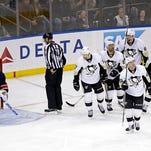 Penguins' 5-3 win raises concerns for Rangers
