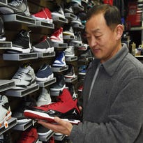 Shoe business is a good fit for Hyundo Chong of Poughkeepsie