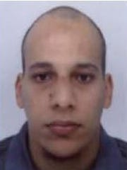 Cherif Kouachi, 32, was wanted in connection with an
