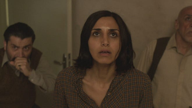 """Under the Shadow,"" a horror-thriller set in Tehran during the Iran-Iraq war, is showing at the 2016 Milwaukee Film Festival."