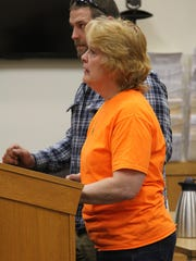"On Tuesday, Bonnie Roddenberg, pictured with her son Alex Roddenberg, asked a 53rd District Court judge to give the teen driver who caused a crash that killed her son ""the maximum sentence."""