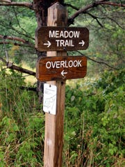 Our local volunteer trail organizations have left their