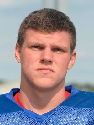Nico Wankerl, Centerville High School football