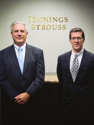 Attorneys David Brnilovich and Garrett Olexa of Jenning, Strouss & Salmon