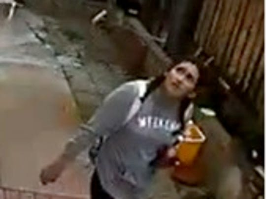 Camarillo police was asking for the public's help to identify a woman suspected in a residential burglary reported on Jan. 5.