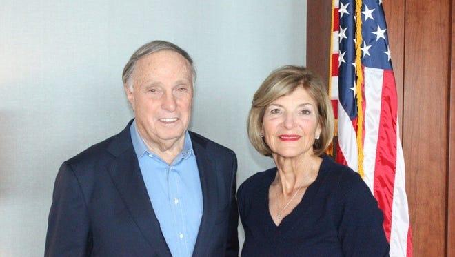 Co-chairs Dr. Phil Schein & Carol Webb