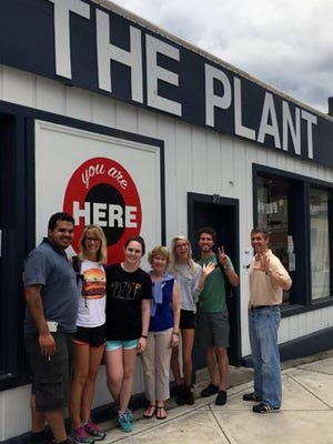 The Plant relies on a small number of volunteers to keep it running