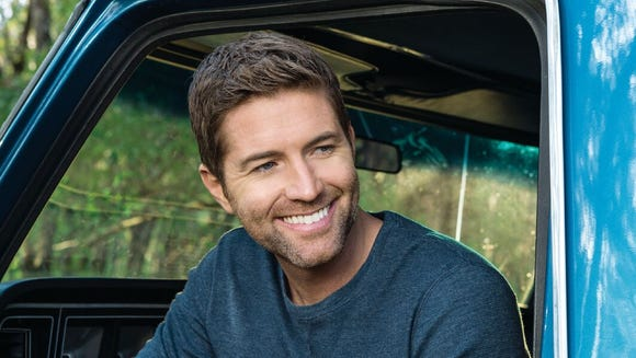 Country singer Josh Turner is performing at the Sioux