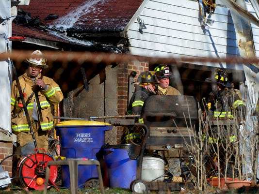 PHOTOS: Fairview fire