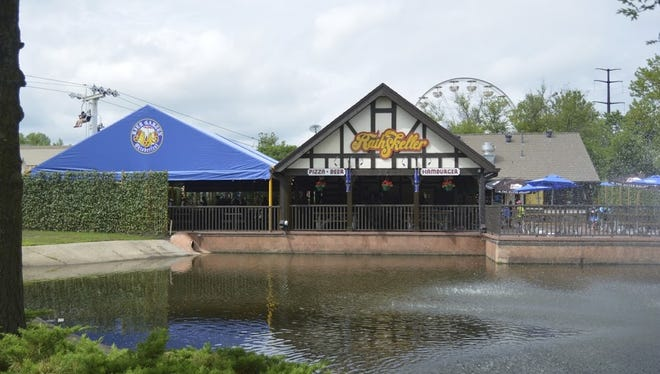 Adventureland Park opens for its first Oktoberfest on Saturday, Oct. 3.