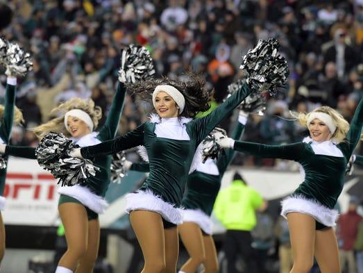 Week 16: Philadelphia Eagles
