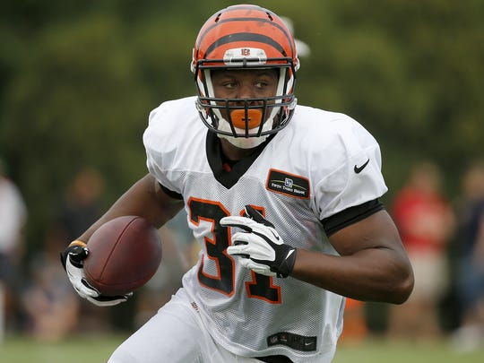 Terrell Watson started his NFL journey as an undrafted free agent with the Bengals in 2015.