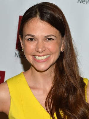 Sutton Foster is nominated for a Tony Award for her role in 'Violet.'