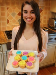 Julia Koch is a teen foodie who keeps a baking blog