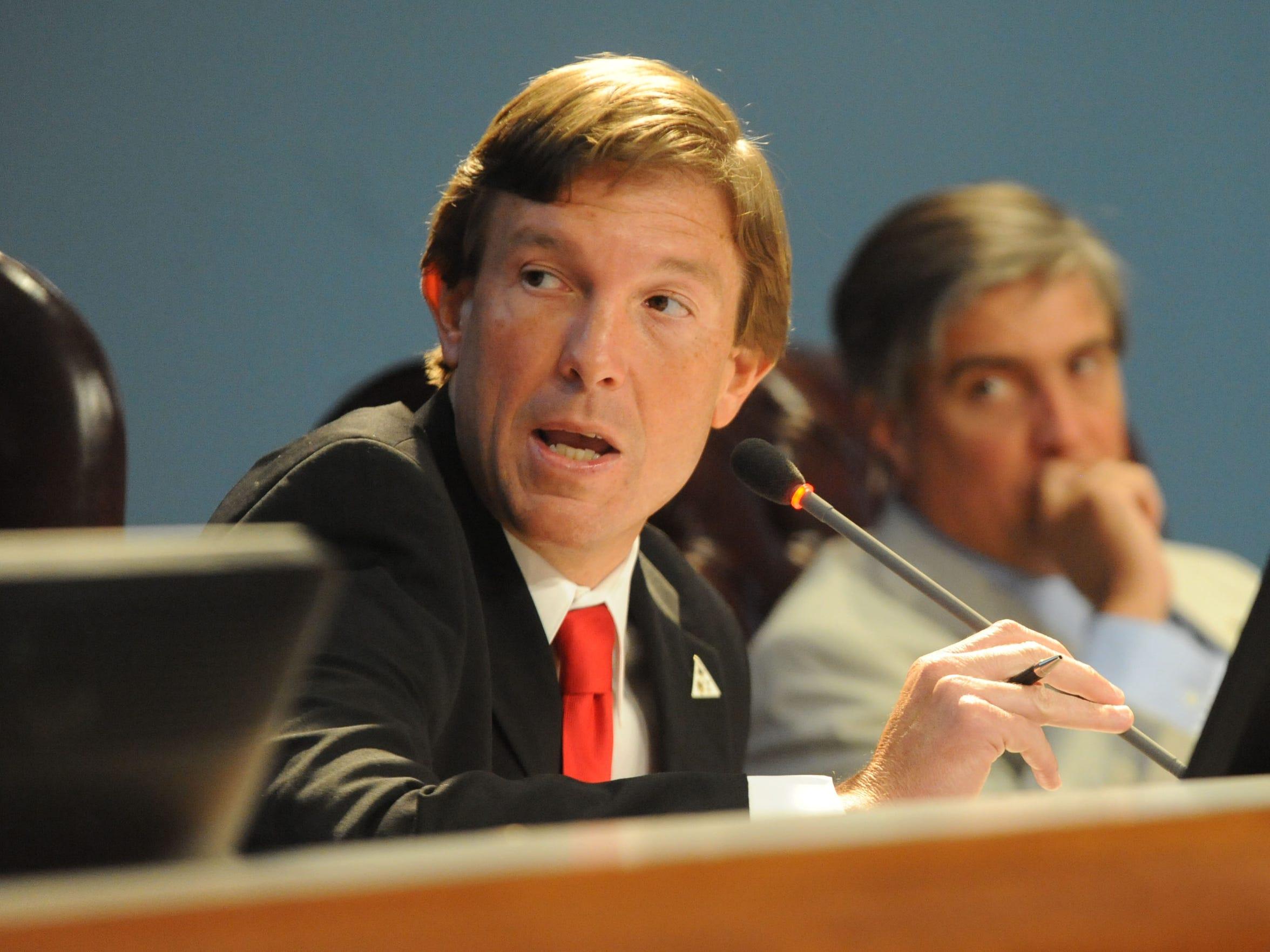 Commissioner Steven Barry