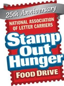 Stamp Out Hunger drive
