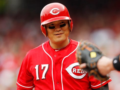 Choo will join a Rangers lineup already stocked with Adrian Beltre and Prince Fielder.