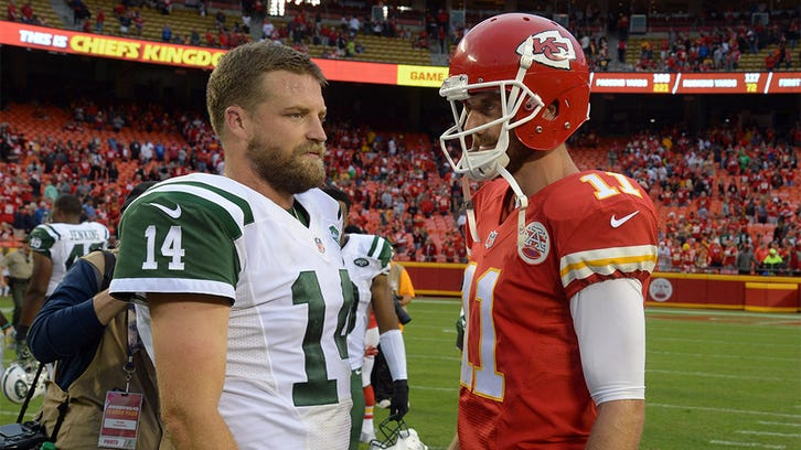 Fitzpatrick's 6-INT game was historically bad