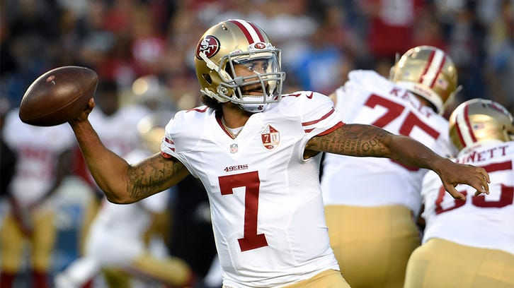FTW: Kaepernick can save the 49ers offense